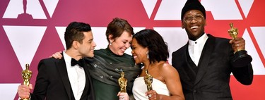 Oscar 2019: 'Green Book' is the winner of a copy of awards distributed and accelerated pace