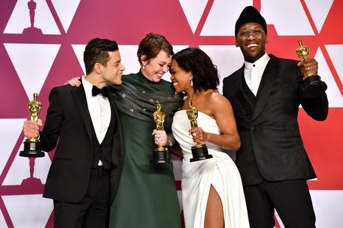 Oscar 2019: 'Green Book' es la triunfadora en una edición de premios repartidos y ritmo acelerado