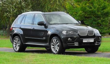 BMW X5 edición décimo aniversario