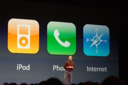 Presentacion del iPhone