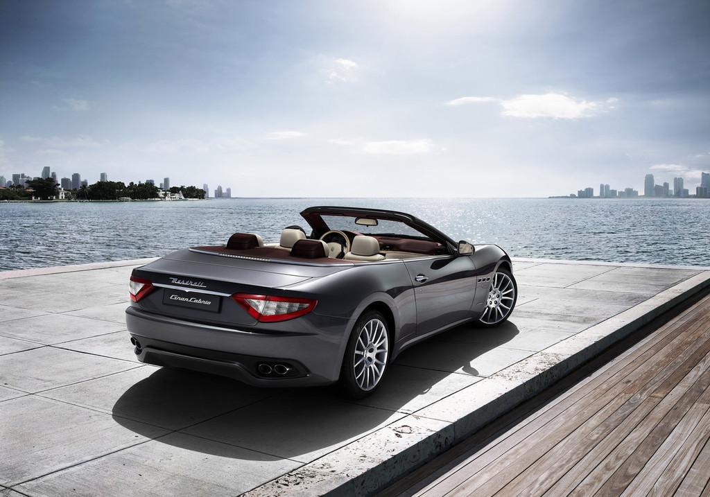 Foto de Maserati GranCabrio (1/4)