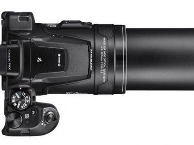 El superzoom de la Nikon Coolpix P900 la convierte en un pequeño telescopio
