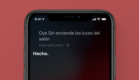 Siri Luces