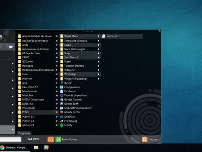 7 aplicaciones para darle un nuevo aire al menú de inicio de Windows 10