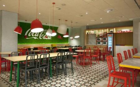 Coca Cola Comedor 2016