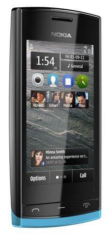 Nokia 500 también recibe Nokia Belle