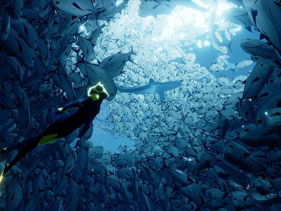 Abzû te llevará a explorar su mundo submarino este invierno en Xbox One y PS4 en formato físico