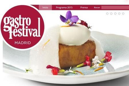Gastrofestival 2015, hasta el 15 de febrero