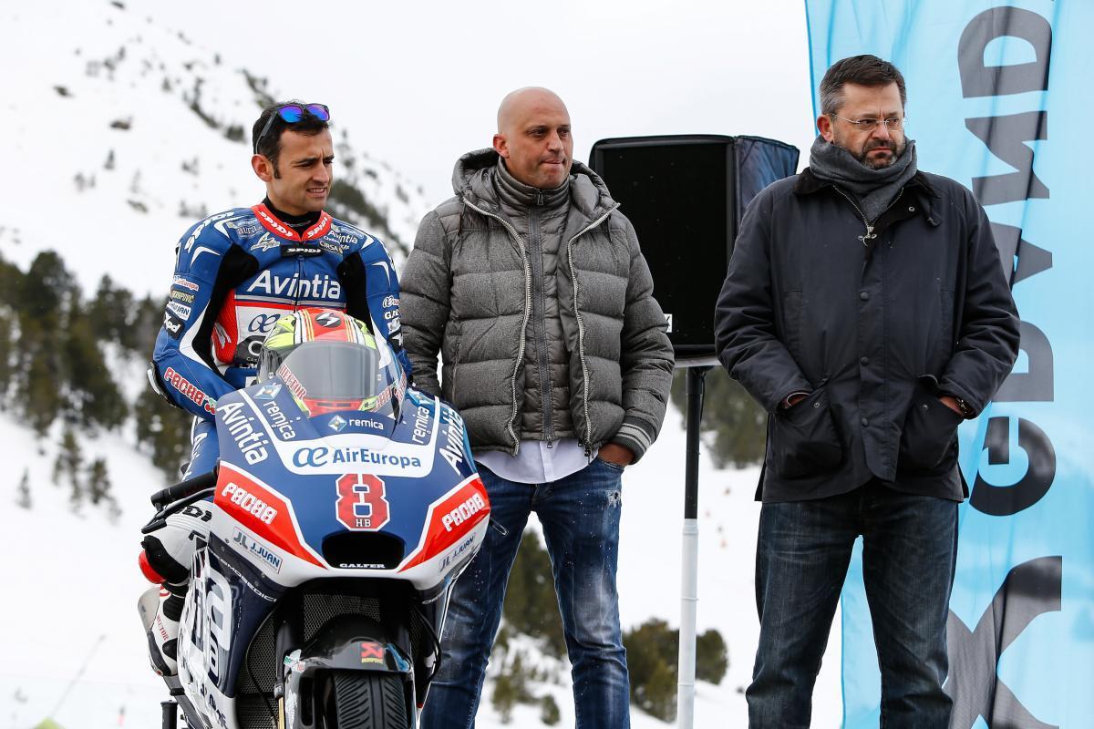 Avintia Racing MotoGP 2016 Grandvalira (7/18)
