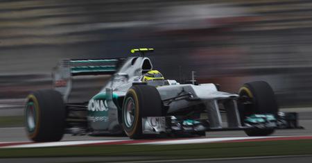 Los neumáticos, la clave de la victoria de Nico Rosberg