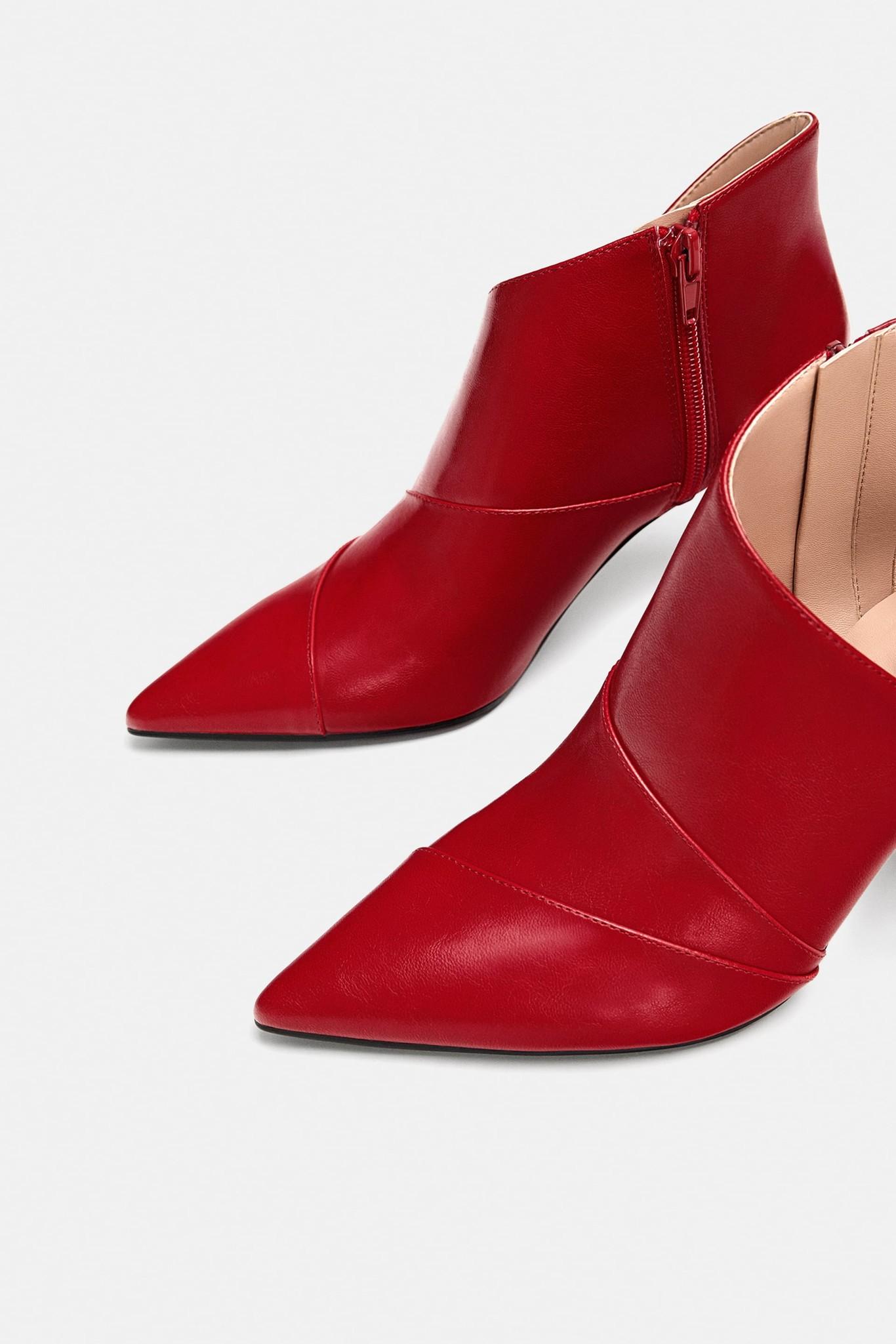 Los Zapatos Rojos Siguen Marcando Tendencia Este Otoño Invierno 2018 2019