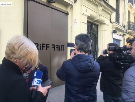 Investigan al restaurante Riff de Valencia por una posible intoxicación que ha causado la muerte de una mujer