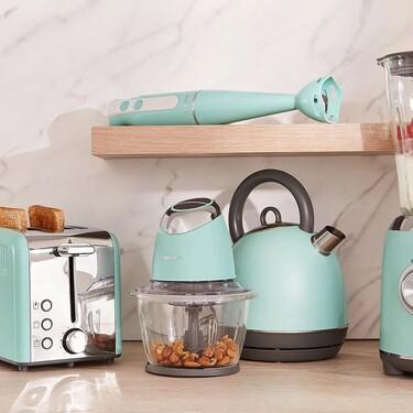 Los electrodomésticos más bonitos (y económicos) para dar un punto de encanto a tu cocina los tienes en Lidl