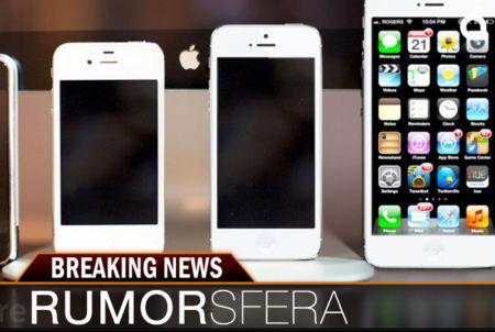 iPhone de 5 pulgadas y 5S, pantallas OLED, Mac Pro en primavera y música por subscripción, Rumorsfera