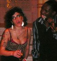 Amy Winehouse de juerga en el Caribe