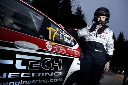 Craig Breen competirá en Alemania y Finlandia con un Ford Fiesta RS WRC