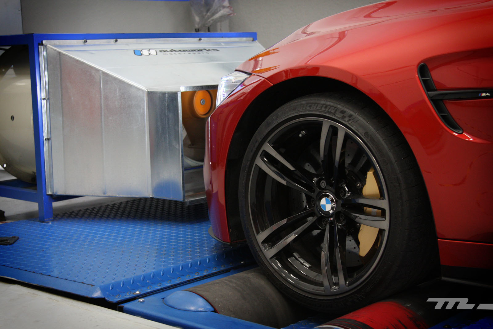 Foto de BMW M4 Performance (prueba en banco de potencia) (33/40)