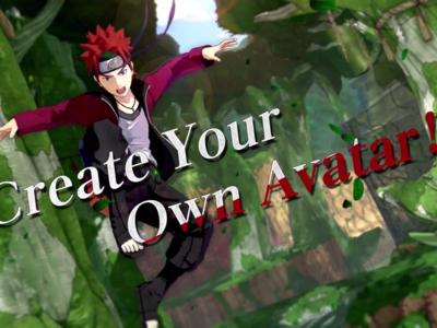 ¡Reúne chacra! En Naruto to Boruto: Shinobi Striker podrás crear tu propio ninja y así es su editor [GC 2017]