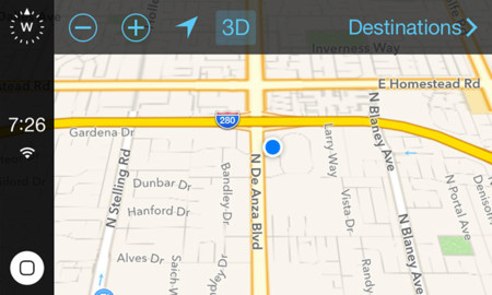 iOS en el Coche