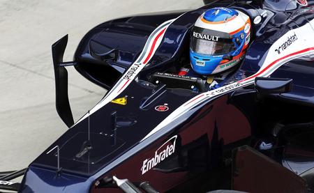 Valtteri Bottas, sorprendido por su propio rendimiento durante los viernes de gran premio
