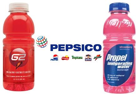 Nueva versión de Gatorade y nueva Propel Invigorating Water en el mercado
