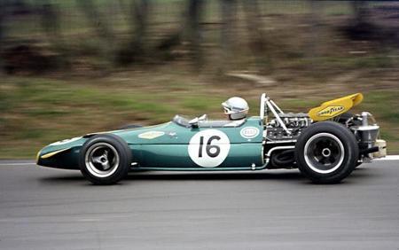 El BT33 de Sir Jack Brabham fue vendido en un millón cien mil dólares