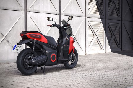 Seat E Scooter 2020