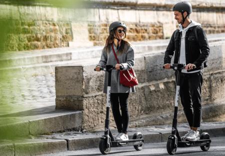 Estos patinetes eléctricos compartidos pitarán y se apagarán solos si circulas por la acera: empezarán a funcionar en Madrid a partir de 2022