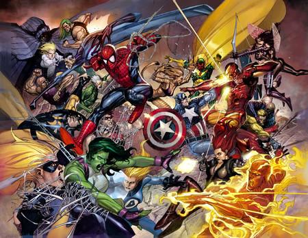 """'Civil War' y 'Avengers vs. X-Men' gratis: Marvel Unlimited """"regala"""" 177 comics en su aplicación de móviles por la crisis del COVID-19"""