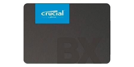 Crucial Bx500 480 Gb Ct480bx500ssd1