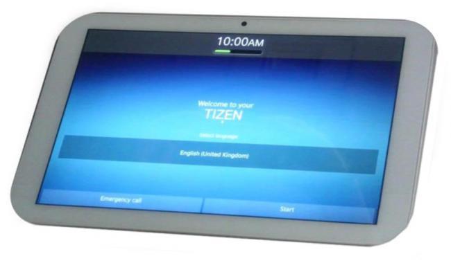 Llega el primer tablet Tizen OS de la mano de Systena Corp