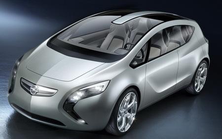 Opel y Audi preparan coches eléctricos