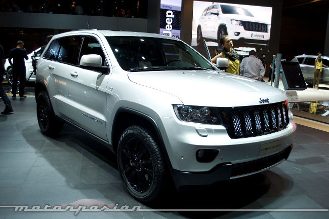 Jeep Grand Chrokee SRT Limited Edition