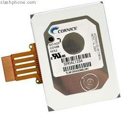 Disco duro de 12 GB para móviles
