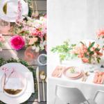 La semana decorativa: mesas de ensueño para reunirse y celebrar con amigos y familiares