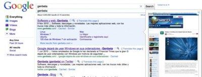Google presenta Instant Preview: la vista previa de los resultados de las búsquedas
