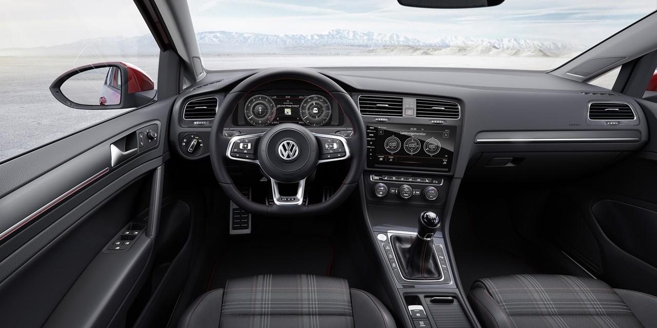 Foto de Volkswagen Golf 2017 (19/28)