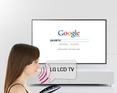Nuestra voz como control remoto,  VoiceMate de LG