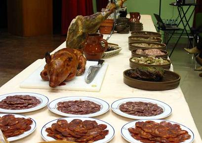 III Certamen Gastronómico del Cerdo Ibérico