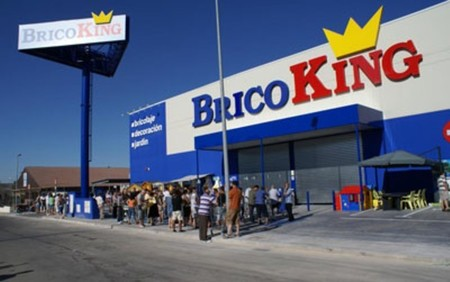 Nuevo centro de Bricoking en Mejorada, Madrid