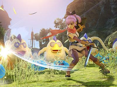 Dragon Quest Heroes II muestra más de quince minutos de gameplay en su nuevo vídeo