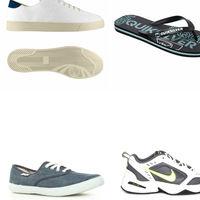 Las mejores ofertas en zapatillas (y chanclas) hoy: DC Shoes, Quiksilver o Superga