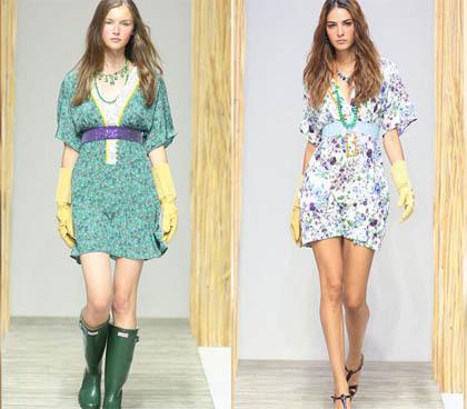 Gas, colección mujer primavera verano 2008