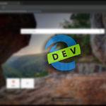 Tras una semana sin novedades llega una nueva actualización al canal Dev de Edge cargada de mejoras y novedades