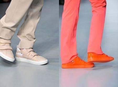 Sneakers de Calvin Klein para el verano