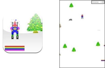 SkiFree, la nostalgia de un clásico en tu iPhone