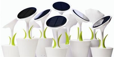 El girasol solar de XD Design para cargar tus gadgets con estilo