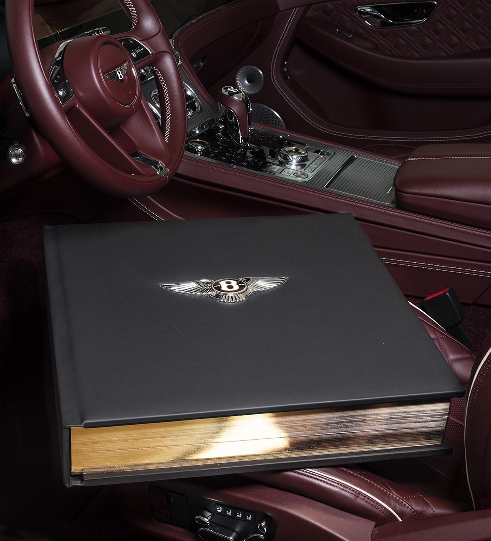 Foto de Bentley Centenario (libro) (9/9)