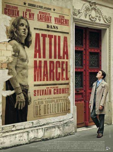 Cartel de Attila Marcel