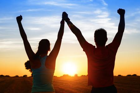 Triunfos de pareja en el deporte